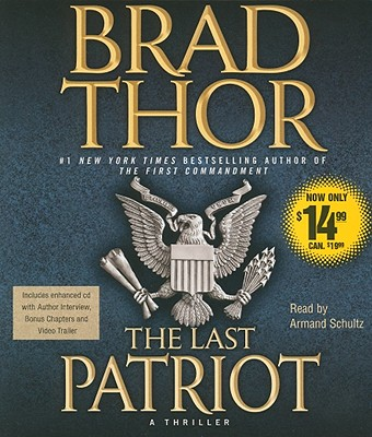 Image for The Last Patriot (The Scot Harvath Series)