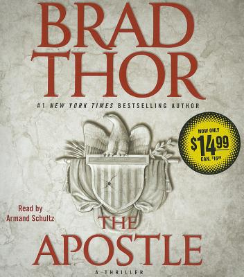 The Apostle (The Scot Harvath Series), Thor, Brad