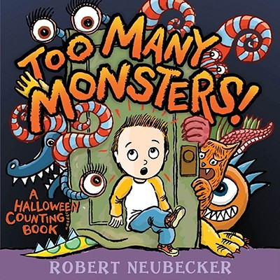 Image for Too Many Monsters!: A Halloween Counting Book