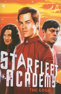 The Competitive Edge (w.t.) (Star Trek: Starfleet Academy), Rudy Josephs
