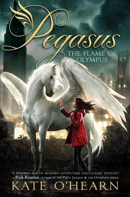 Image for Pegasus: The Flame Of Olympus