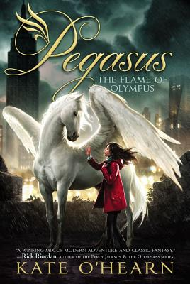 The Flame of Olympus (Pegasus), Kate O'Hearn