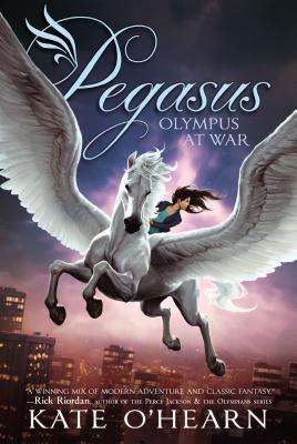 Olympus at War (Pegasus), Kate O'Hearn