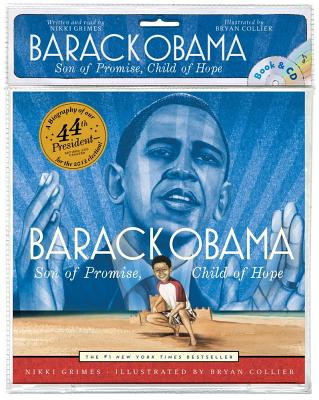 """Barack Obama: Son of Promise, Child of Hope (Book and CD)"", ""Grimes, Nikki"""