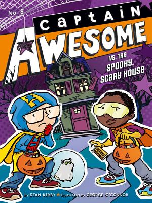 Image for Captain Awesome Vs The Spooky Scary House