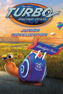 Image for Turbo Junior Novelization