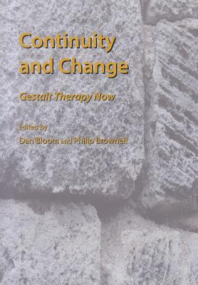 Image for Continuity and Change: Gestalt Therapy Now