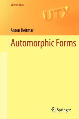 Image for Automorphic Forms (Universitext)