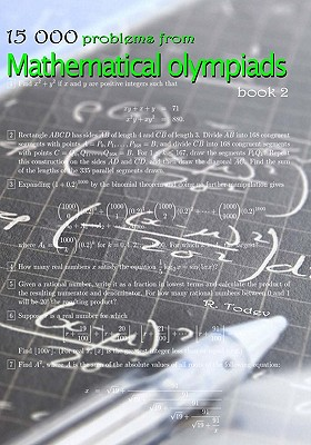 15 000 problems from Mathematical Olympiads: book 3, Todev, R.