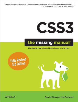 Image for CSS3: The Missing Manual