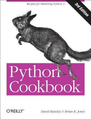 "Image for ""Python Cookbook, Third edition"""
