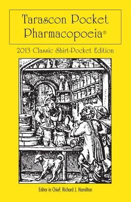 Image for Tarascon's Pocket Pharmacopoeia 2013: Classic Shirt-pocket