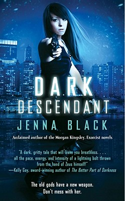 Dark Descendant, Jenna Black