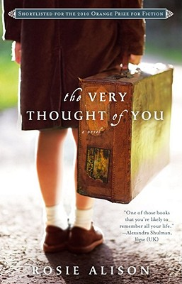 Image for VERY THOUGHT OF YOU : A NOVEL