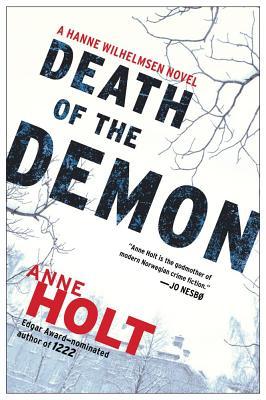 Image for Death of the Demon: Hanne Wilhelmsen Book Three (3) (A Hanne Wilhelmsen Novel)