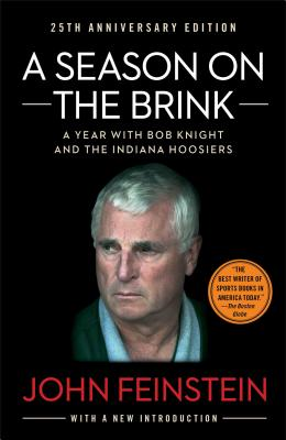 Image for A Season on the Brink: A Year with Bob Knight and the Indiana Hoosiers