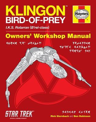 Image for Klingon Bird-of-Prey Haynes Manual (Star Trek)