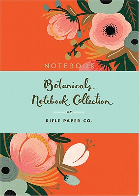 Image for Botanicals Notebook Collection: (Floral Notebook Sets, Diary Notebooks, Paperback Notebooks)