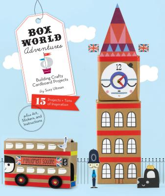Image for Box World Adventures: Building Crafty Cardboard Projects