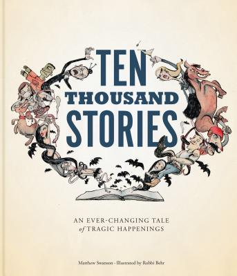 Image for TEN THOUSAND STORIES
