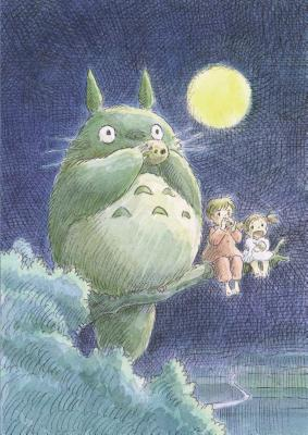 Image for My Neighbor Totoro Journal