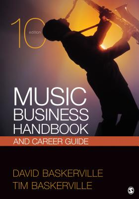 Image for Music Business Handbook and Career Guide (Music Business Handbook & Career Guide)