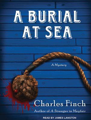 A Burial at Sea (Charles Lenox Mysteries), Finch, Charles