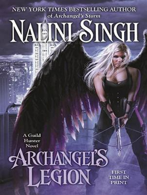 Archangel's Legion (Guild Hunter), Singh, Nalini