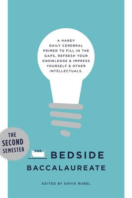 Image for Bedside Baccalaureate: The Second Semester