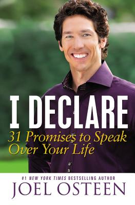 Image for I Declare: 31 Promises to Speak Over Your Life
