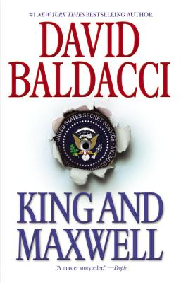 King and Maxwell (King & Maxwell), David Baldacci