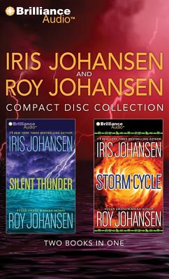Image for Iris and Roy Johansen CD Collection: Silent Thunder, Storm Cycle