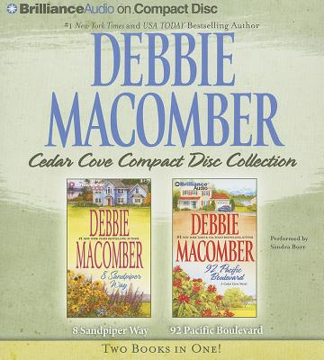 Image for Debbie Macomber Cedar Cove CD Collection 3: 8 Sandpiper Way, 92 Pacific Boulevard (Cedar Cove Series)