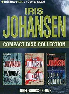 Image for Iris Johansen CD Collection: Pandora's Daughter, Quicksand, Dark Summer