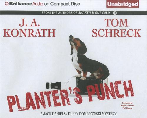 Image for Planter's Punch (Jack Daniels / Duffy Dombrowski)