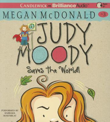 Judy Moody Saves the World!, McDonald, Megan