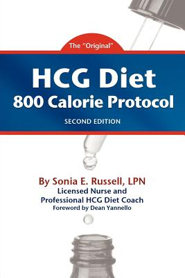HCG Diet 800 Calorie Protocol Second Edition, Russell, Sonia E