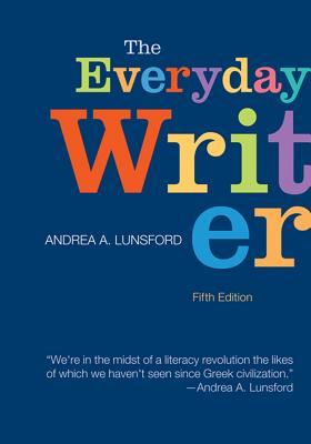 Image for The Everyday Writer