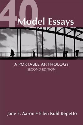 Image for 40 Model Essays: A Portable Anthology