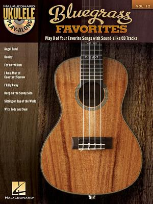 Image for Bluegrass Favorites - Ukulele Play-Along Vol. 12 (Book/Cd) (Hal Leonard: Ukulele Play-Along)