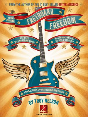 Image for Fretboard Freedom - Book/Audio Online