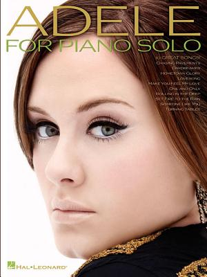 Image for Adele For Piano Solo