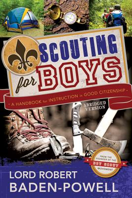 Image for Scouting for Boys: A Handbook for Instruction in Good Citizenship