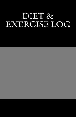 Diet & Exercise Log, santoro, stephen