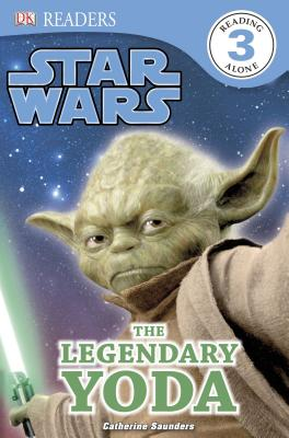 Image for DK Readers L3: Star Wars: The Legendary Yoda