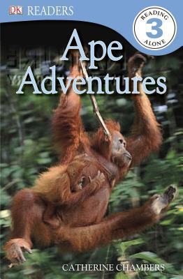 Image for DK Readers L3: Ape Adventures