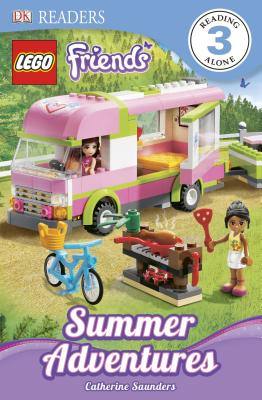Image for DK Readers L3: LEGO Friends: Summer Adventures (DK Readers Level 3)