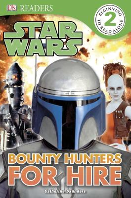 Image for DK Readers L2: Star Wars: Bounty Hunters for Hire