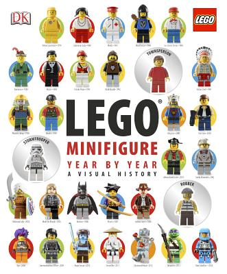 Image for LEGO Minifigure Year by Year: A Visual History