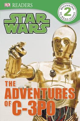 Image for DK Readers L2: Star Wars: The Adventures of C-3PO